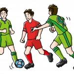 ツーファイブワンとは?(音楽)サッカーに例えて解説してみた!
