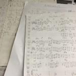 手書きの譜面をアップ、渡す前にチェックしている8つのこと