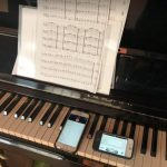 iPhoneを2台使った練習