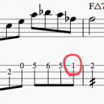 覚えたフレーズをアレンジしたい場合、どの音を変えれば良いですか?