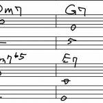 即興でウォーキングベースラインを弾けるようになれるトレーニング「フライミートゥザムーン編」①