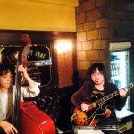 目白イーストボーンでギター×ベースデュオのジャズライブをします!【2016年10月21日】