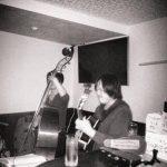 ウッドベース&ジャズギターの生演奏!成増Bar11(バーイレブン)で、ジャズライブを行います