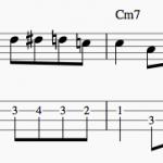 覚えた251フレーズをちょっとアレンジして他の楽曲で応用する方法